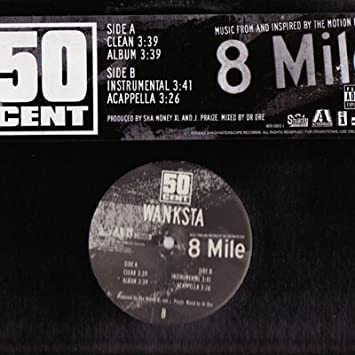 50 cent 50 cent / wanksta amazon. Com music.