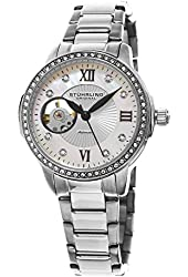 Stuhrling Original Women's Automatic Bracelet Dress Watch