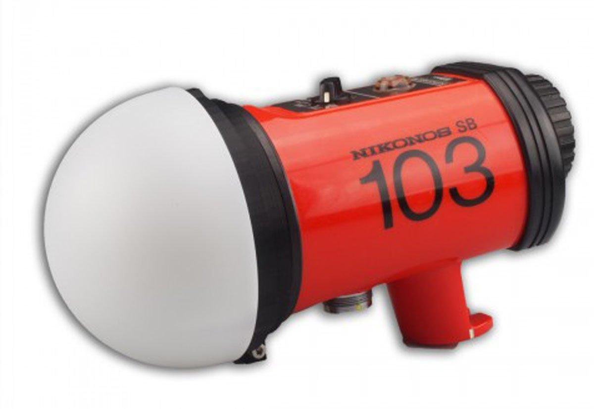 ドームDiffuser Pro for Nikonos sb103 / sb105ストロボ   B01DO903MS