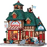 Lemax 15215 Bernie's Teddy Bears Christmas Village Lighted Building Store