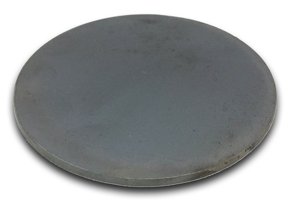"Circle 1//8/"" Steel Plate Round 100 pcs 3/"" Diameter .125/'/' A1011 Steel Disc"