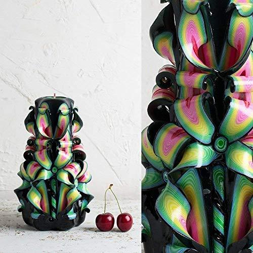 (Special Votivo Hand Carved Candles for Sale - DIY Decorative Handmade Home Goods - EveCandles)