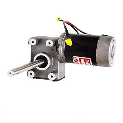 Salt Spreader Motor Gear Box Combo Trynex SnowEx 575 1075 D6107-06 D6106 D6107