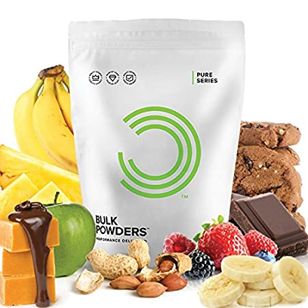 Amazon.com: BULK POWDERS 1Kg Banana Pure Whey Protein: Health ...
