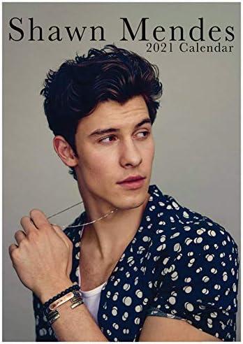 Shawn Mendes 1 2021 Kalender A3