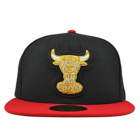007d803307a ... switzerland chicago bulls beaded logo fitted 59fifty new era nba hat 7  1 2 2d5e9 67ac7