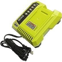 Ryobi ZROP401 40 Volt Li-Ion Battery Charger 140199003 Renewed