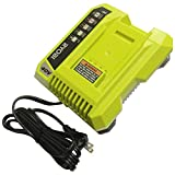 Best Rechargeable Battery For Ryobis - Ryobi OP401 40 Volt Lithium-Ion Battery Charger 140199003 Review