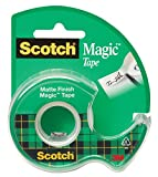 Office Products : Scotch Magic Tape, 1/2 x 450 Inch (104)
