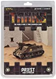 Gale Force 9 Tanks American Priest Tank Expansion Board Games