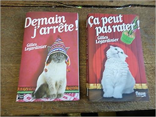 Amazon Fr Lot De 2 Livres De Gilles Legardinier Ca Peut