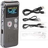 TOOGOO(R) OLED ENREGISTREUR VOCAL VOICE NUMERIQUE DICTAPHONE 8GB
