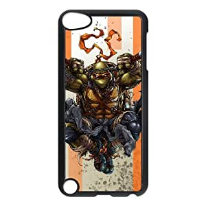 HXYHTY Ninja turtles Phone Case For Ipod Touch 5 [Pattern-5]