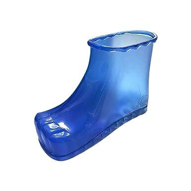 LuckyGirls Zapatos de Masaje para baño de pies para Mujer Botines ...