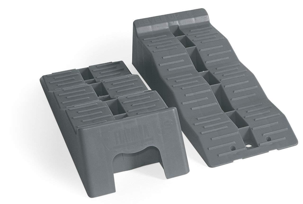 Cuñ as niveladores Level Up Fiamma resistente estabilizadores Camper