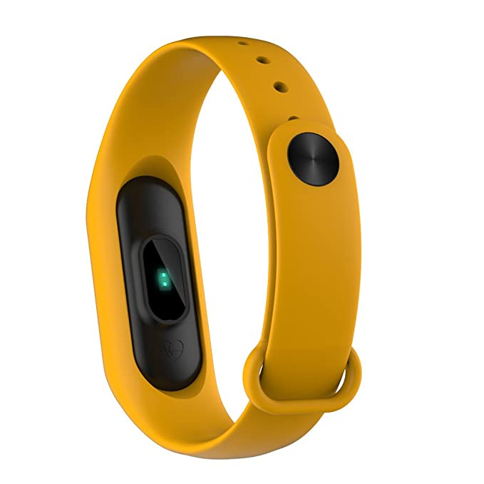 Amazon.com : Diamondo Bluetooth Smart Band Wristband Bracelet 0.86