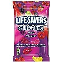 Life Savers Gummies Wild Berries 7 Oz. (Pack of 2)