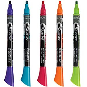 Amazon.com : Quartet Dry Erase Markers, Fine Tip, BOLD