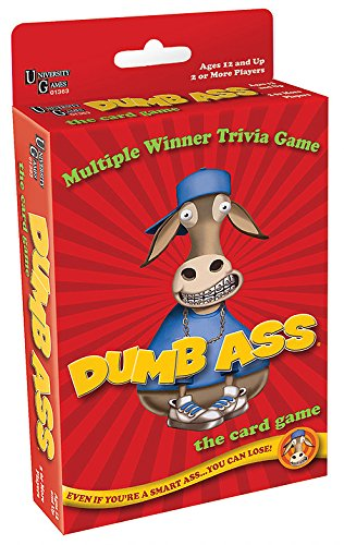Dumb Ass Card Game - Lose Game T-shirt
