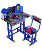 Furniture First Scorpion Kids Study Table & Chair Set-Suitable For 3-10 Years Kids