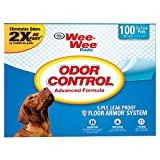 Four Paws Wee-Wee Odor Control Pads – 100 Count For Sale