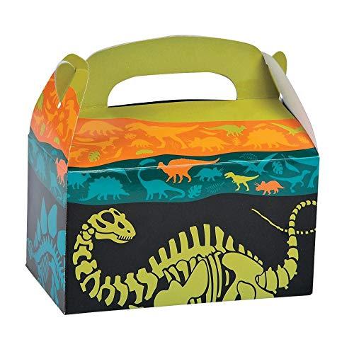 Fun Express Dino Dig Treat Boxes