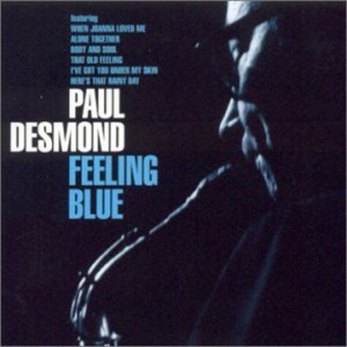 (NEW Paul Desmond - Feeling Blue (CD))