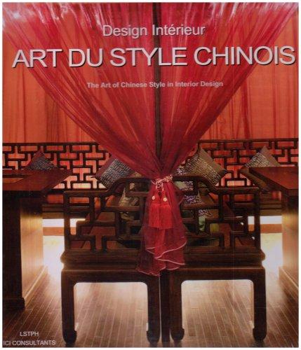 art du style chinois design interieur jing zheng sheng hui liu 9782916545042 amazoncom books