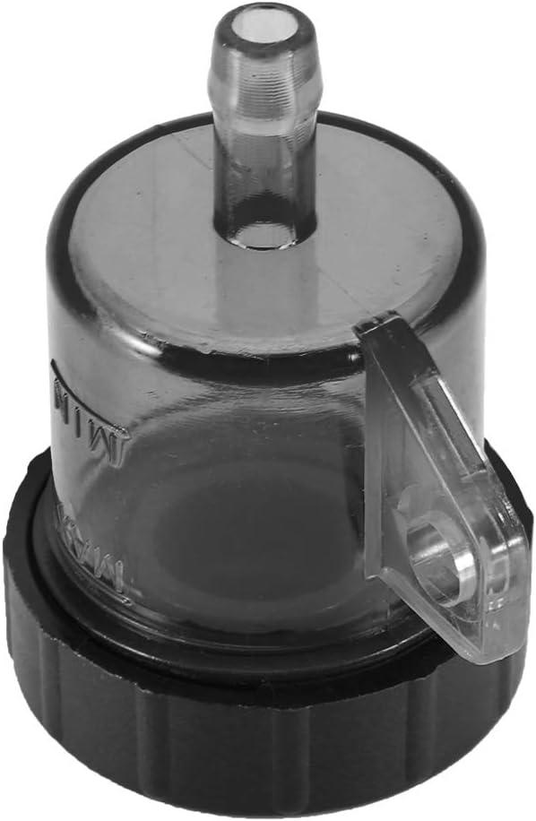 Qii lu Tanque de aceite de la bomba de freno de la motocicleta Tanque de aceite de la bomba de freno de la motocicleta Botella de l/íquido Botella de l/íquido Accesorios de modificaci/ón rojo