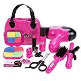 Cute Girls Hair Stylist Beauty Salon Fashion Pretend Play Set