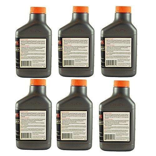 ECHO Echo 6450002 PK6 2 Gallon Power Blend Oil Mix (50:1) --P#EWT43 65234R3FA271038