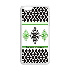 Borsussia M'gladbach Brand New And Custom Hard Case Cover Protector For Iphone 6 Plus