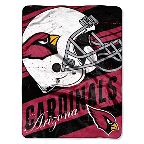 The Northwest Company NFL Arizona Cardinals Deep Slant Micro