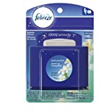 Febreze Sleep Serenity Bedside Diffuser, Set & Refresh, Quiet Jasmine (1 Count, 5.5 Ml)