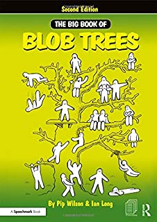 giant blob tree poster a no word tool to aid communication blobs