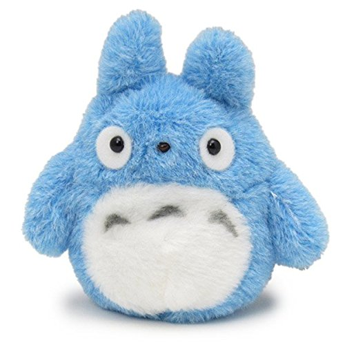 My Neighbor Totoro Plush Stuffed Toy Blue Totoro