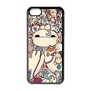 Lycase(TM) baymax Customized Cell Phone Case, baymax Iphone 5C Protective Case