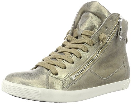 Zapatillas para mujer Pewter Weiss Multicolor Schmenger 51 19550 535 Sohle Kennel Silver und wxWUYpqzX
