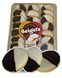 Beigel's Black and White Cookies - Tray of 24 Cookies