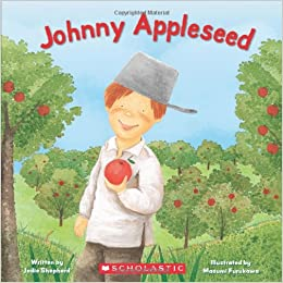 Johnny Appleseed Jodie Shepherd Masumi Furukawa 9780545223065