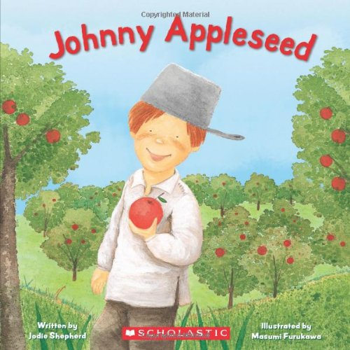 Image result for johnny appleseed picture books