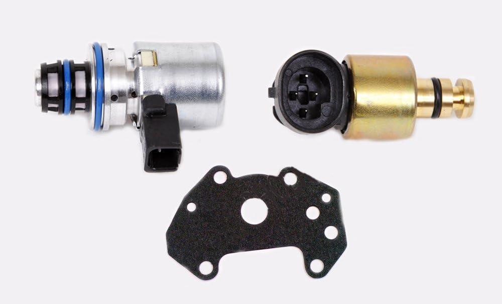 Governor Pressure Solenoid Sensor Transducer Transmission Set Kit A500 A518 48RE