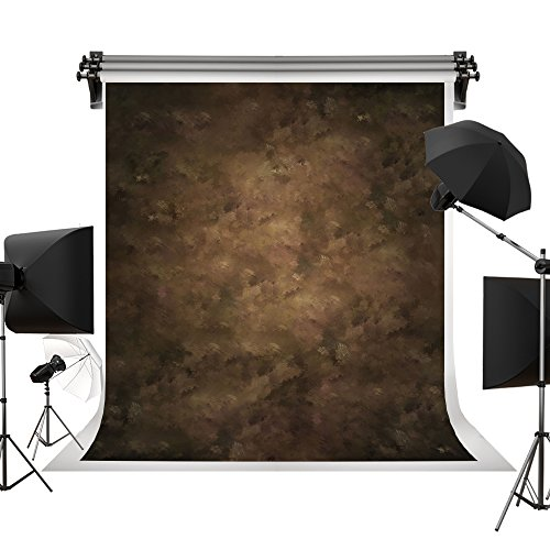 Kate 10x10f/3x3m(W:3m H:3m) Brown Background Portrait Photography Abstract Texture Backdrop Photography Studio Props Photographer Kids Children Adults by Kate (Image #9)