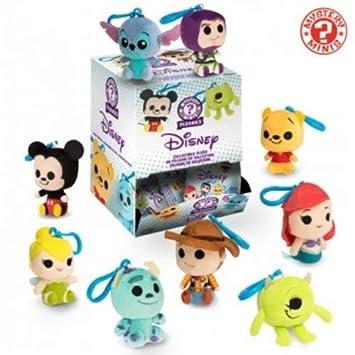 Funko Disney Mystery Minis Plushies Plush Llavero (1 Random ...