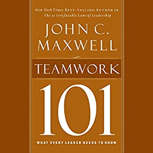 Teamwork 101 Audiobook