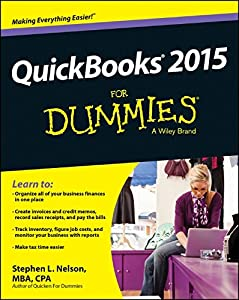 QuickBooks 2015 For Dummies by For Dummies