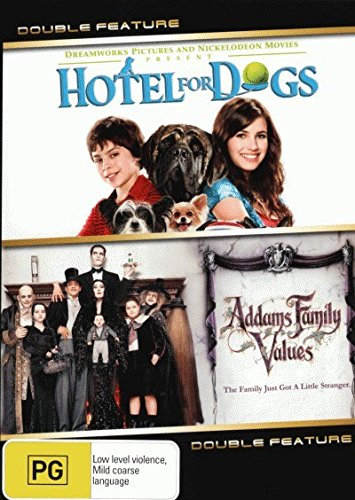 Addams Family Values + Hotel for Dogs [NON-USA Format / PAL / Region 4 Import - Australia]
