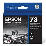 EPST078120 - Epson Black Ink Cartridge