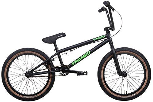 Framed Witness BMX Bike Dark Grey Sz -