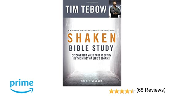 Shaken Bible Study: Discovering Your True Identity in the Midst of ...